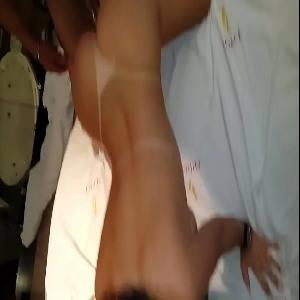 Morena dando pro amante e o chifrudo gravando