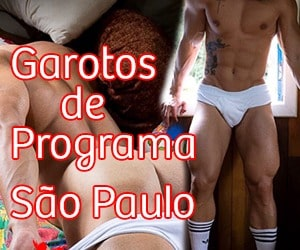 Garotos de Programa em São Paulo
